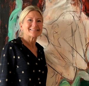 Anja Højgaard Schmidt portrait